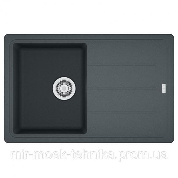 Кухонная мойка Franke Basis BFG 611-78 1140258038 графит