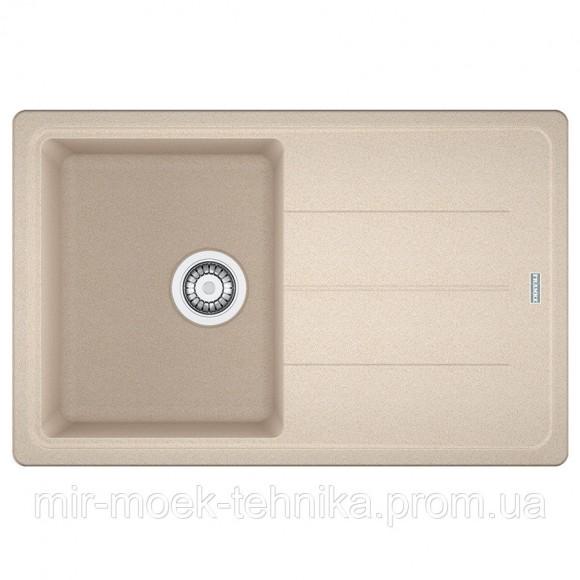 Кухонная мойка Franke Basis BFG 611-78 1140258039 бежевый
