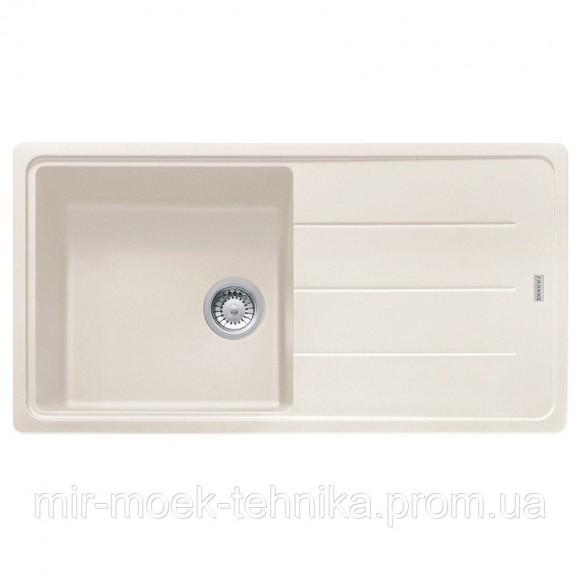 Кухонная мойка Franke Basis BFG 611-97 1140363935 ваниль