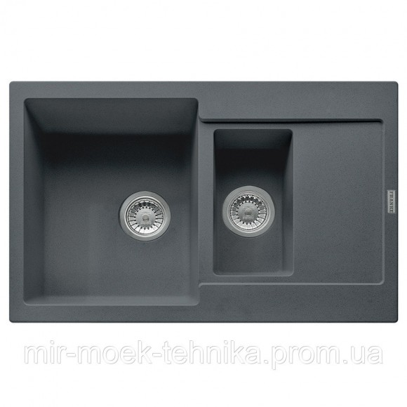 Кухонная мойка Franke Maris MRG 651-78 1140381013 графит