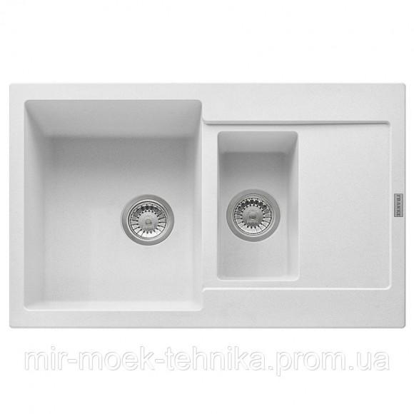 Кухонная мойка Franke Maris MRG 651-78 1140381011 белый