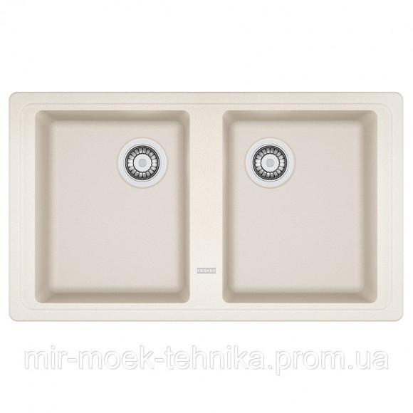 Кухонная мойка Franke Basis BFG 620 1140363942 ваниль