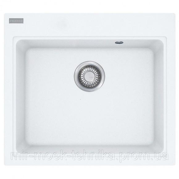 Кухонная мойка Franke Maris MRG 610-58 1140502834 белый