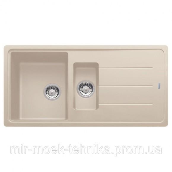Кухонная мойка Franke Basis BFG 651 1140283867 ваниль