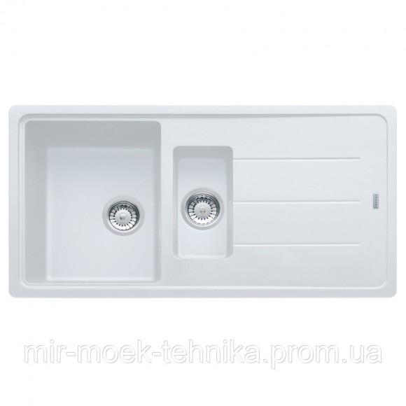 Кухонная мойка Franke Basis BFG 651 1140365349 белый