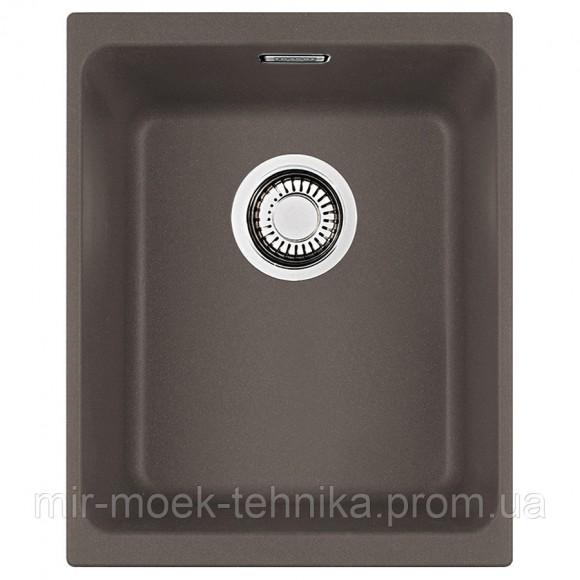 Кухонная мойка Franke Kubus KBG 110-34 1250331006 шторм