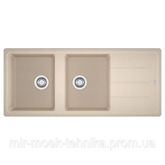 Кухонная мойка Franke Basis BFG 621 1140367619 бежевый
