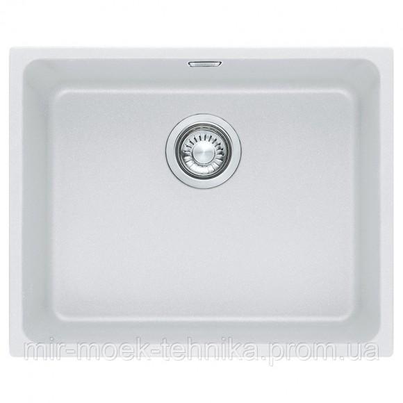 Кухонная мойка Franke Kubus KBG 110-50 1250459028 белый