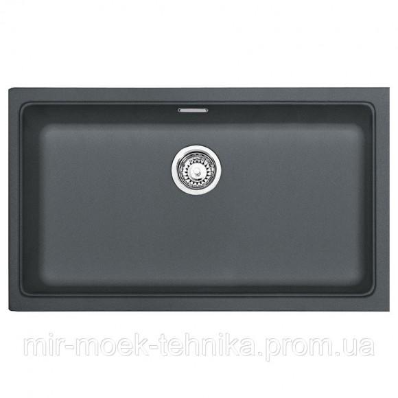 Кухонная мойка Franke KUBUS KBG 110-70 1250499008 графит