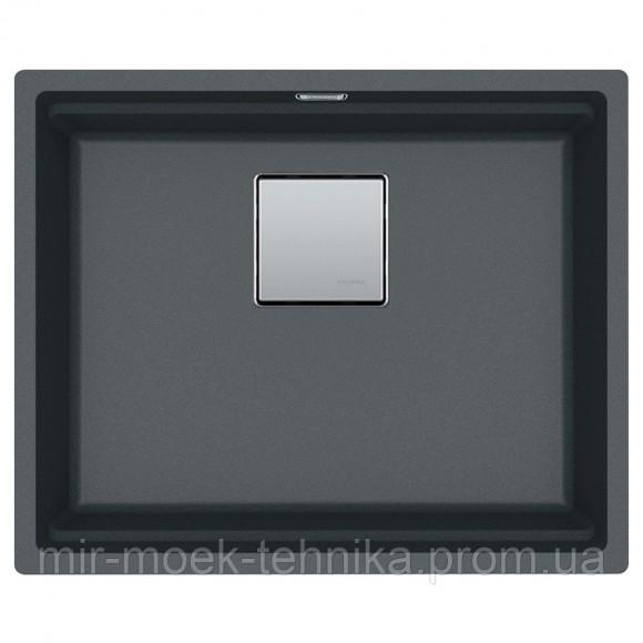 Кухонная мойка Franke Kubus 2 KNG 110-52 1250517042 графит