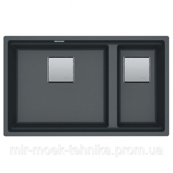 Кухонная мойка Franke KUBUS 2 KNG 120 1250517110 графит