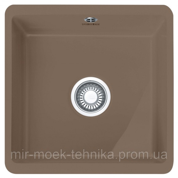 Кухонная мойка Franke Kubus KBK 110-40 1260335876 капучино