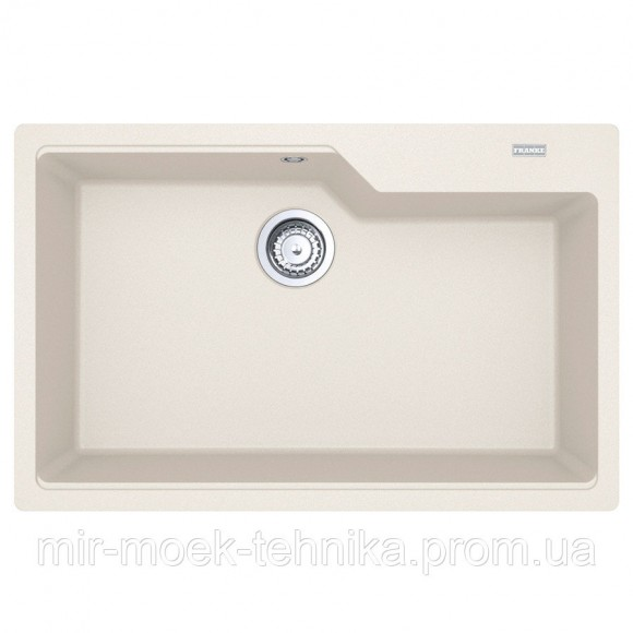 Кухонная мойка Franke Urban UBG 610-78 1140574963 ваниль