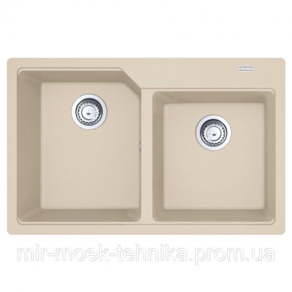 Кухонная мойка Franke Urban UBG 620-78 1140574900 бежевый