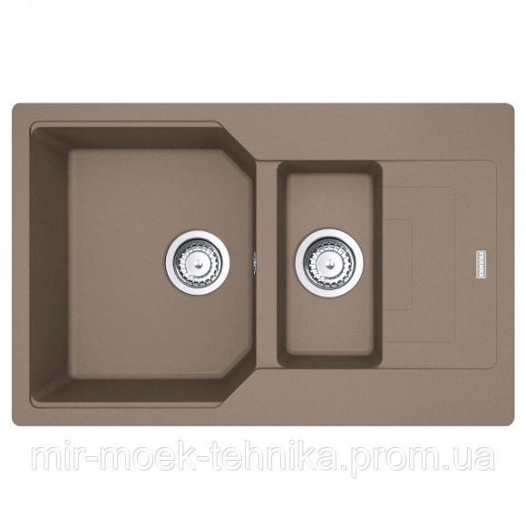 Кухонная мойка Franke Urban UBG 651-78 1140574990 миндаль