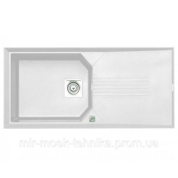 Кухонная гранитная мойка LONGRAN HELIX LM2318