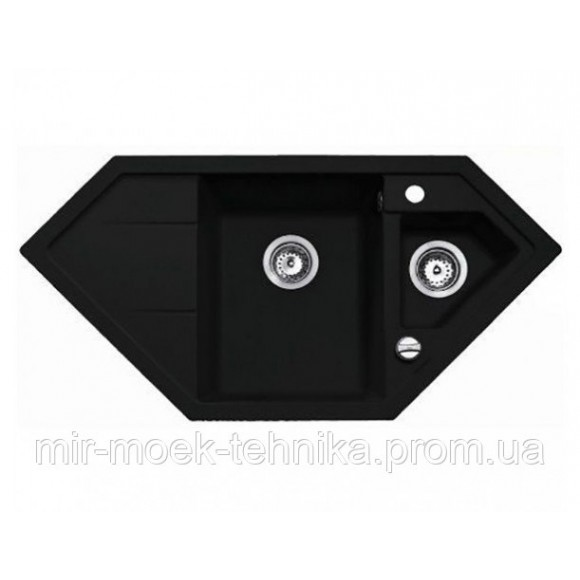 Кухонная мойка Teka ASTRAL 80 Е-TG 88937 черный металлик