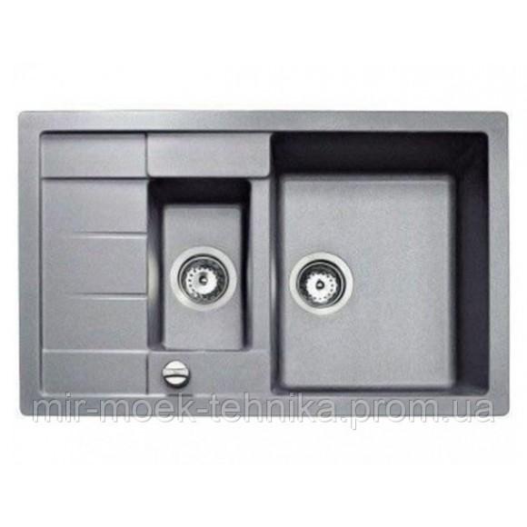 Кухонная мойка Teka ASTRAL 60 B-TG 88956 серый металлик