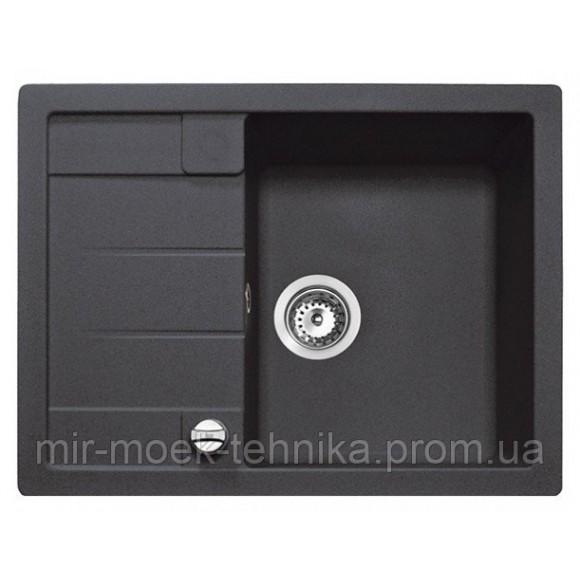 Кухонная мойка Teka ASTRAL 45 B-TG 40143518 черный металлик