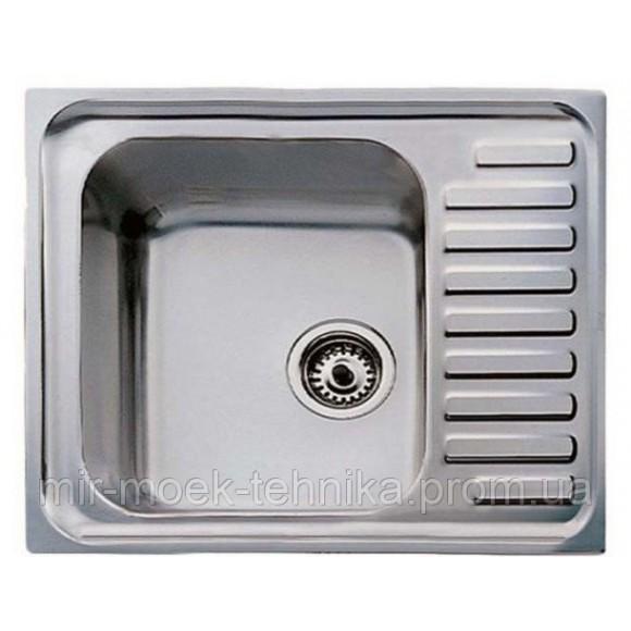 Кухонная мойка Teka CLASSIC 1B 40109611 нержавеющая сталь