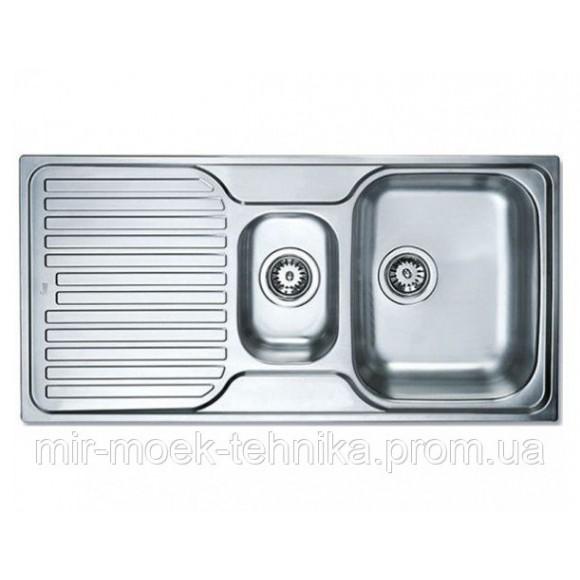Кухонная мойка Teka PRINCESS 1 12 B 1D 30000174 нержавеющая сталь
