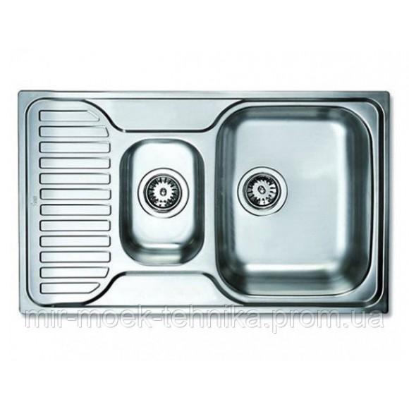 Кухонная мойка Teka PRINCESS 800500 40109182 нержавеющая сталь