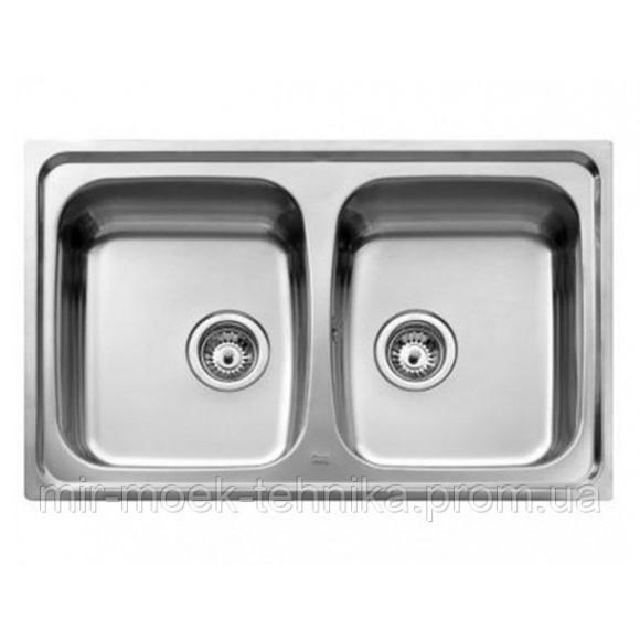 Кухонная мойка Teka UNIVERSO 2B 79 10120009 нержавеющая сталь