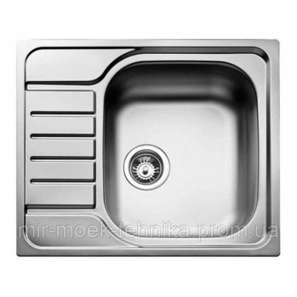 Кухонная мойка Teka UNIVERSAL 580500 1B 1D 40109615 нержавеющая сталь