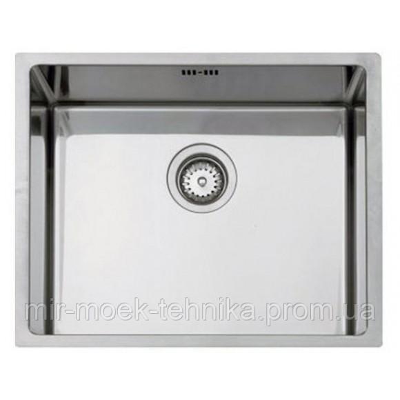 Кухонная мойка Teka TOP BE LINEA 5040 R15 10138005 нержавеющая сталь