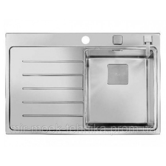 Кухонная мойка Teka ZENIT R15 1B 1D RHD 78 13139002 нержавеющая сталь