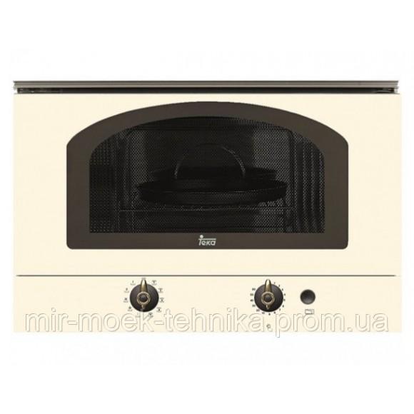 Микроволновая печь встраиваемая Teka MWR 22 BI Rustica 40586302 ваниль