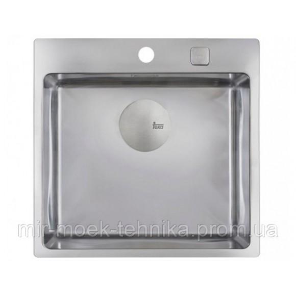 Кухонная мойка Teka Forlinea R15 5040 12138020 полированная