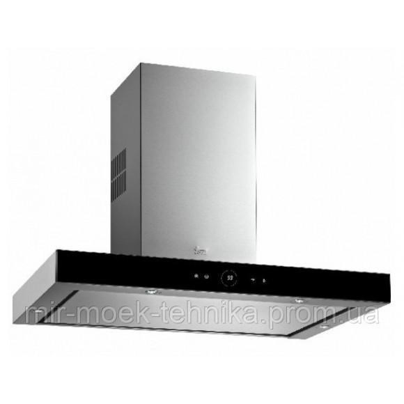 Вытяжка кухонная Teka WISH Maestro DPL 980 T 40483140 нержавеющая сталь черное стекло