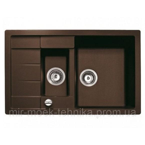 Кухонная мойка Teka ASTRAL 60 B-TG 40143522 шоколадно-коричневый