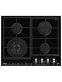 Газовая варочная поверхность Teka WISH Maestro GZC 64320 XBN 112570042 черное стекло