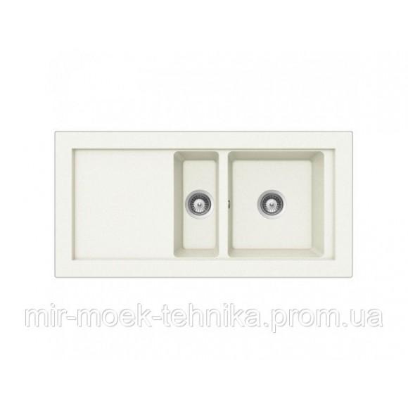 Кухонная мойка Teka AURA 60B TG 40143068 белый