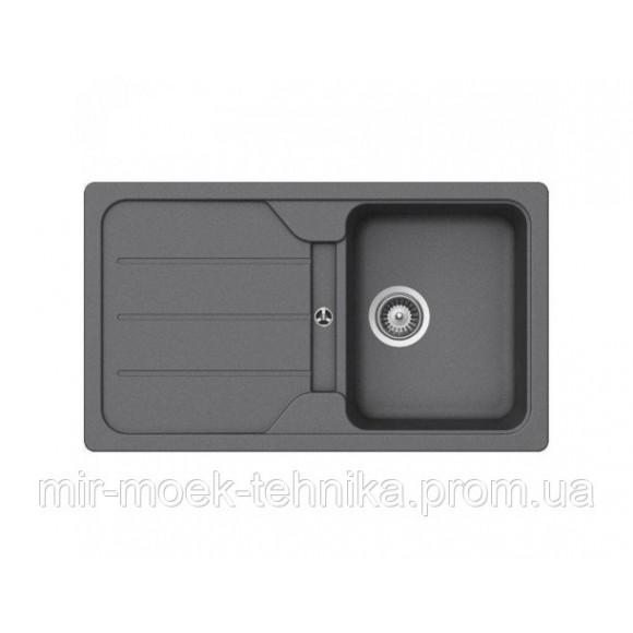 Кухонная мойка Teka SIMPLA 45-B TG 40144515 серый металлик