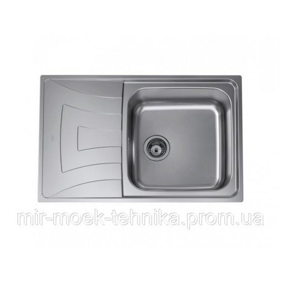 Кухонная мойка Teka UNIVERSO MAX 79 1B 1D 115120002 полированная