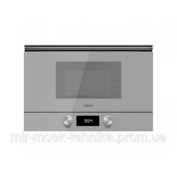 Микроволновая печь встраиваемая Teka WISH UrbanColor ML 8220 BIS 112030004 дымчатый серый