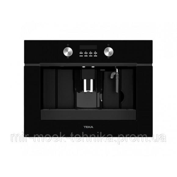 Кофеварка встраиваемая Teka WISH UrbanColor CLC 855 GM BK 111630004 черное стекло