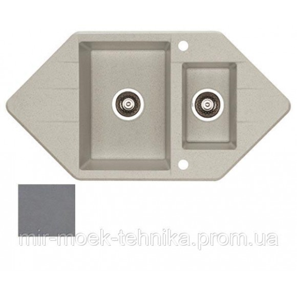 Кухонная мойка ALVEUS CUBO 80 1054783
