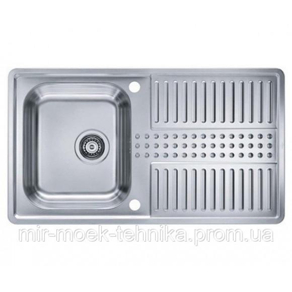 Кухонная мойка ALVEUS PIXEL 10 Полированая сифон клапан 1085966