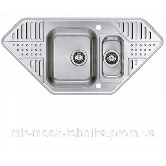 Кухонная мойка ALVEUS PIXEL 60L 1035882