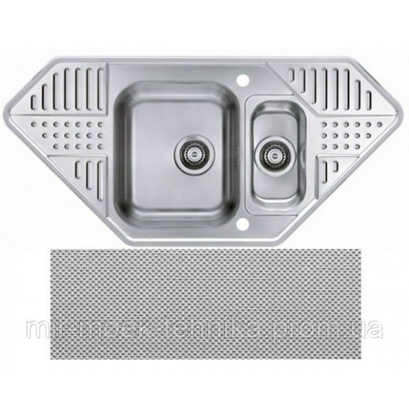 Кухонная мойка ALVEUS PIXEL 60L 1036629