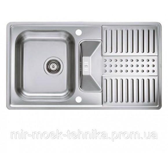 Кухонная мойка ALVEUS PIXEL PIXEL 30 1035883 Полированная ДоскаКоландер