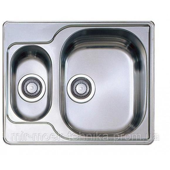 Кухонная мойка ALVEUS TREND 40 сатин 1009075
