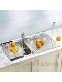Кухонная мойка ALVEUS PIXEL 10 микротекстура сифон клапан 1085972